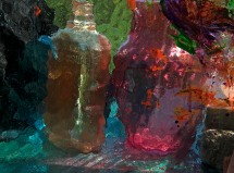 Mansur Roy  photography abstract color images sawmill river arts gallery montague massachusetts